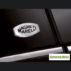 Magneti Marelli Badges (pair)