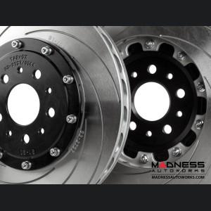 Alfa Romeo 4C Brake Rotors by Tarox - Front