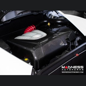 Alfa Romeo 4C Carbon Fiber Engine Cover
