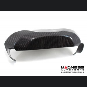 Alfa Romeo 4C Carbon Fiber Backside Instrument Gauge Cover