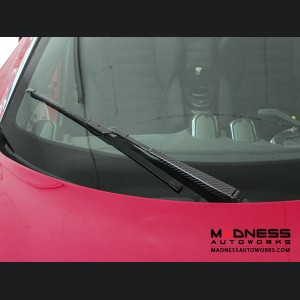 Alfa Romeo 4C Carbon Fiber Windshield Wiper Arm Cover