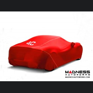 Alfa Romeo 4C Vehicle Cover - Indoor