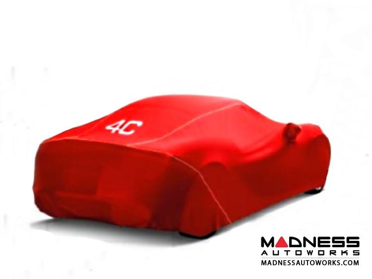 Alfa Romeo 4C Car Cover - Indoor