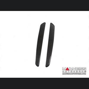 Alfa Romeo Giulia Door Sills - Carbon Fiber