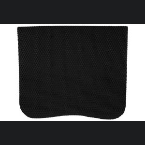 Alfa Romeo Giulia Cargo Mat - All Weather Rubber - Black - w/o Premium Sound
