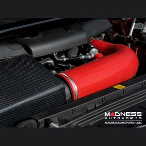 Alfa Romeo Giulia MAXFlow Air Intake Upgrade Kit - 2.0L - Red Silicone