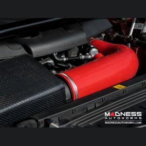 Alfa Romeo Giulia MAXFlow Air Intake Upgrade Kit - Red Silicone