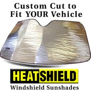 Alfa Romeo Giulia Sun Shade/ Reflector - Heatshield