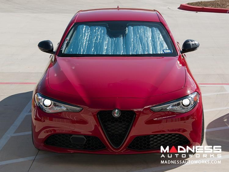 Alfa Romeo Giulia Sun Shade/ Reflector - Custom Auto Shade