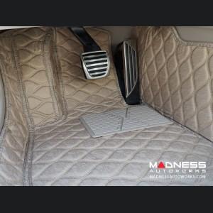 Alfa Romeo Giulia Floor Liner Set - Silk Road Style - RWD