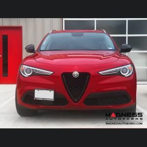 Alfa Romeo Stelvio License Plate Mount - Adjustable