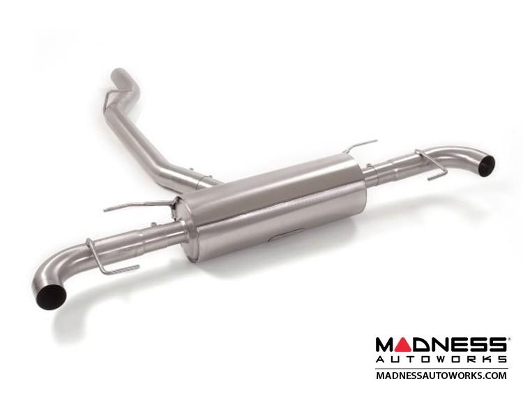 Alfa Romeo Stelvio Performance Exhaust - 2.0L - Ragazzon - Axle Back - Evo Line - Resonated