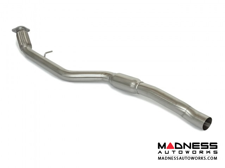 Alfa Romeo Giulia Performance Exhaust - 2.0L - Ragazzon - Center Section - Resonated