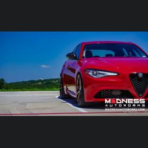 Alfa Romeo Giulia Suspension Upgrade - Rear Shock Upper Mount Top Hat Kit