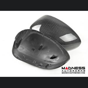 Alfa Romeo 4C Carbon Fiber Mirror Covers