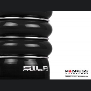 Alfa Romeo 4C Exhaust Manifold Cooling Hose by SILA Concepts - Black