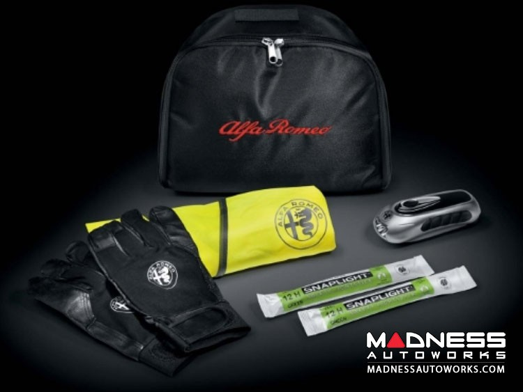 Alfa Romeo Roadside Safety Kit
