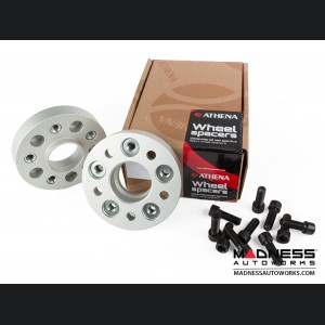 Alfa Romeo 4C Wheel Spacers by Athena - 25mm (set of 2 w/ extended bolts)