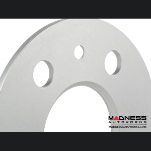 Alfa Romeo 4C Wheel Spacers by Athena - 5mm (set of 2 w/ extended bolts)