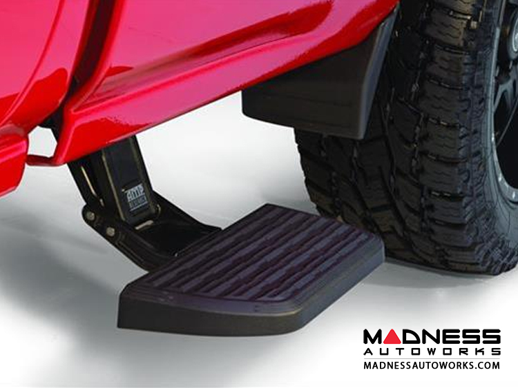 GMC Sierra BedStep2 Bumper Steps by AMP Research - Black
