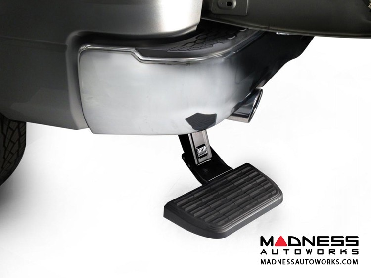 Dodge Ram 1500 BedStep Bumper Steps by AMP Research