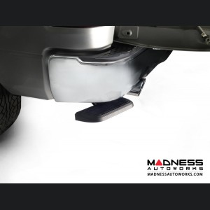 Dodge Ram 1500 BedStep Bumper Steps by AMP - (dual exhaust and EcoDiesel models only)