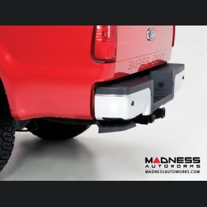 Ford Super Duty F 250/ 350/ 450 BedStep by AMP Research - Black Anodized