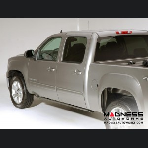 GMC Sierra 1500/ 2500/ 3500 Power Step by AMP Research - Black Anodized