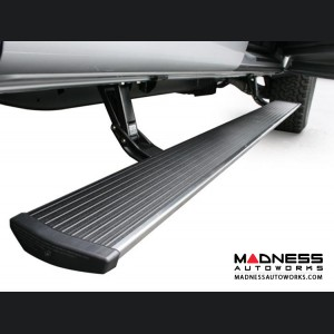 Ford F-150 Crew Cab Power Step by AMP Research - Black