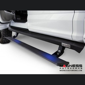 Ford Super Duty F 250/ 350/ 450 Power Step XL by AMP Research - Super Crew Cab - Black