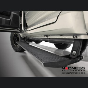 Ford F-150 Power Step by AMP Research - w/ Plug and Play Running Boards w/ Light Kit