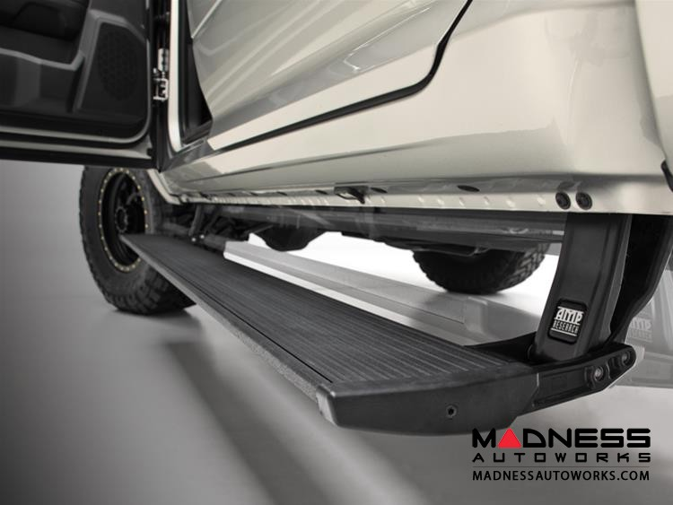 Toyota Tundra Power Step by AMP Research - Black
