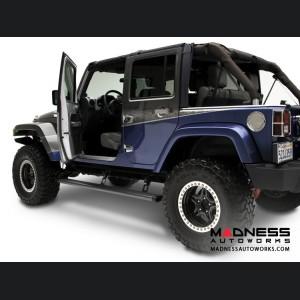Jeep Wrangler  - Black