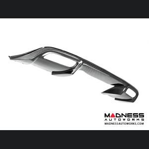 Chevrolet Corvette Carbon Fiber Rear Diffuser - Anderson Composites - C6 - OEM Style