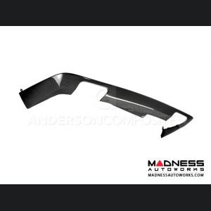Dodge Challenger Lower Rear Lip by Anderson Composites - Carbon Fiber