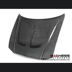 Dodge Charger Hood by Anderson Composites - Carbon Fiber