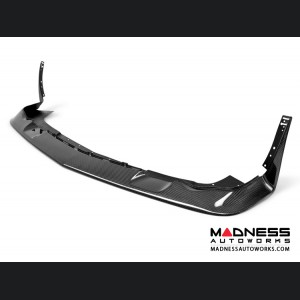Dodge Challenger Type SRT 8 Front Chin Spoiler by Anderson Composties - Carbon Fiber