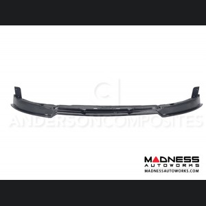 Ford Mustang Shelby GT500 GT Style Front Splitter by Anderson Composites - Carbon Fiber