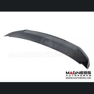 Ford Mustang GT500 Shelby GT style Rear Spoiler by Anderson Composites - Carbon Fiber
