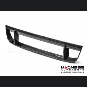 Ford Mustang Shelby GT500 Front Lower Grill by Anderson Composites - Carbon Fiber