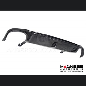 Ford Mustang Shelby GT500 Rear Diffuser/ Valence by Anderson Composites - Carbon Fiber