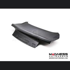 Ford Mustang Type OE Trunk Decklid by Anderson Composites - Dry Carbon Fiber