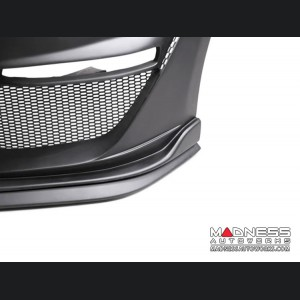 Ford Mustang Front Bumper - Anderson Composties - Fiberglass - Type-ST GT500 Style