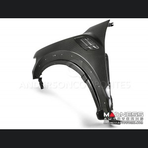 Ford Raptor Carbon Fiber Front Fenders - Type-OE  by Anderson Composites