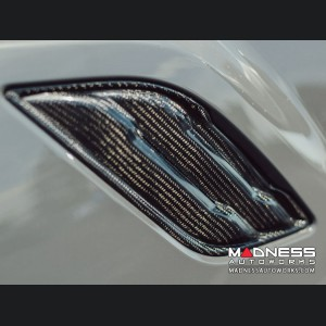 Ford Raptor Carbon Fiber Front Fender Vents - Type-OE  by Anderson Composites