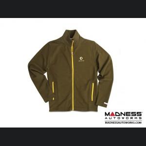 smart fortwo Men's Green Logo Track Jacket