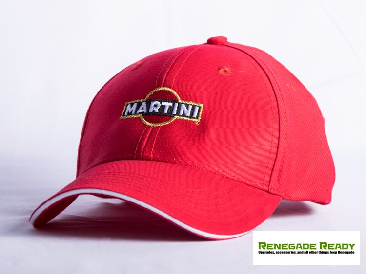 Martini Racing Hat - Red