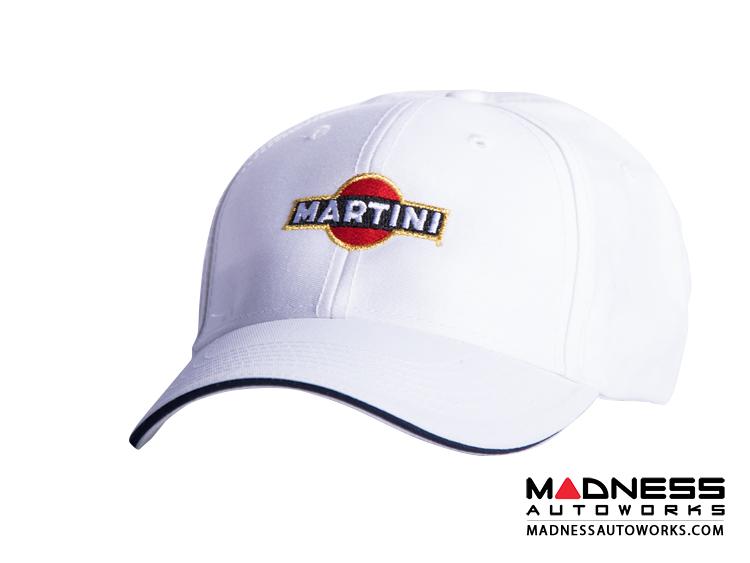 Martini Racing Hat - White