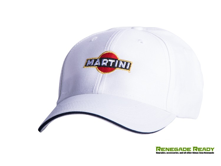 Martini Racing Hat - White