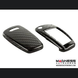 Audi R8 Key Fob Housing - Carbon Fiber